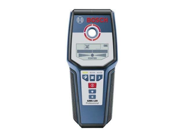детектор скрытой проводки BoschGMS 120Prof
