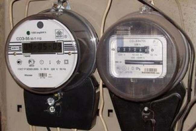 Счетчики электроэнергии 02