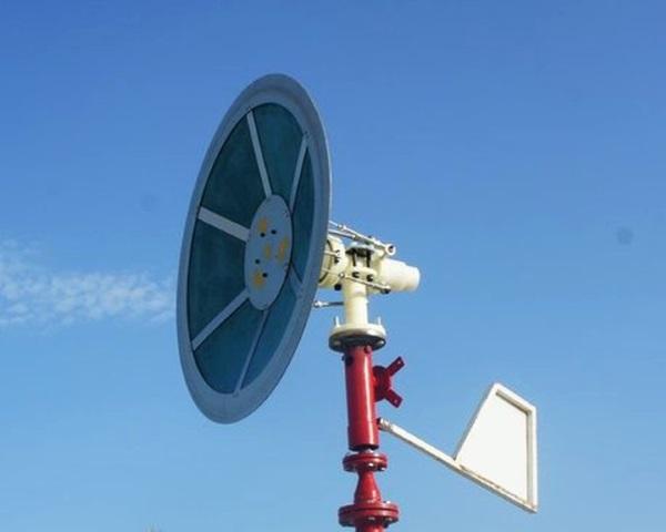 Парусный ветрогенератор 08