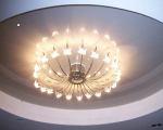 Виды освещения потолка 100