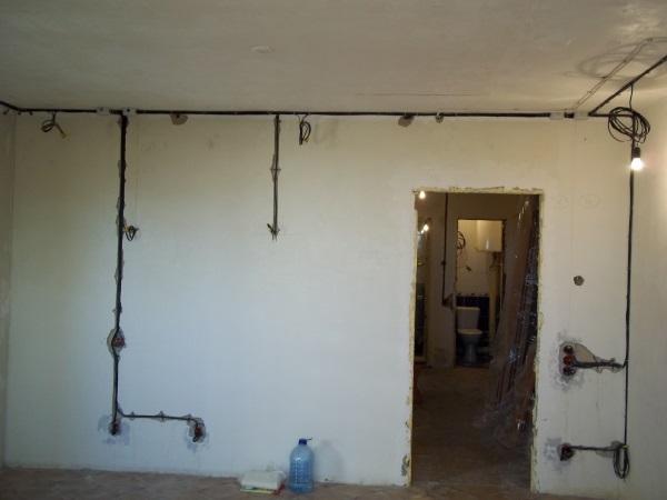 Замена электропроводки в квартире 03
