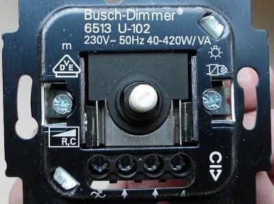Как подключить диммер 01