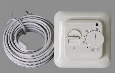 Подключение терморегулятора 01