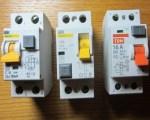 УЗО электронное или электромеханическое 100