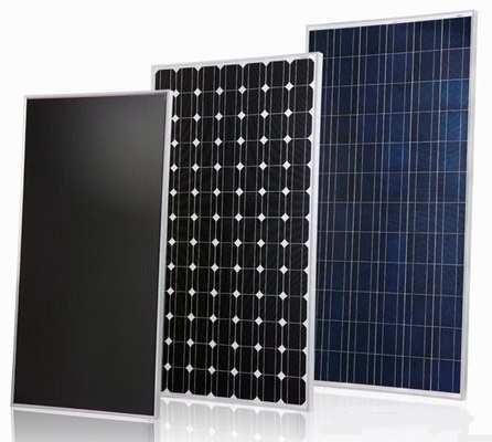 Как выбрать солнечную батарею 01