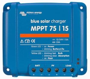 МРРТ контроллер для солнечных батарей