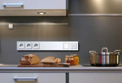 Электропроводка на кухне 01