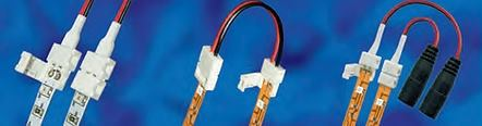 Коннектор для светодиодной ленты 01