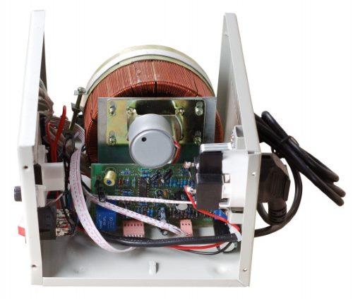 Устройство электромеханического стабилизатора напряжения