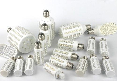 Китайские светодиодные лампы типа «кукуруза»