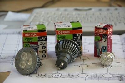 Светодиодные лампы для дома 01