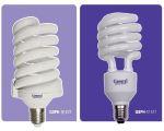 Технические характеристики энергосберегающих ламп 100