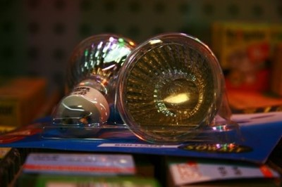 Подключение галогенных ламп 01