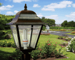 Энергосберегающая лампочка мигает после выключения