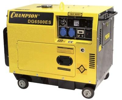 Дизельный генератор для дачи