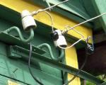 Электропроводка на даче 100