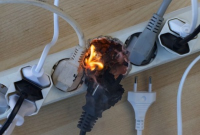 Неисправности электропроводки