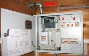 podvod-kabelya-k-vnutrennemu-elektroshhitu