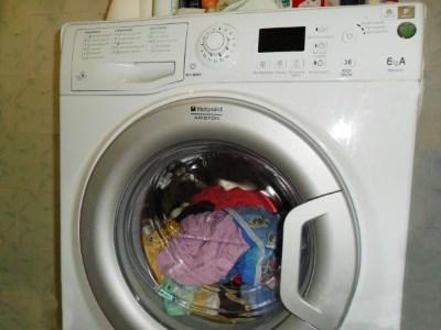 Не открывается стиральная машина 01