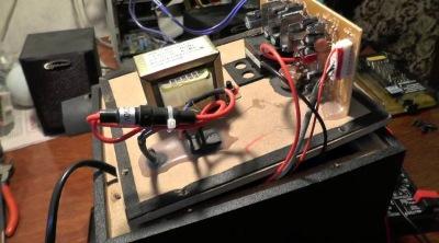 ремонт колонок для компьютера 01