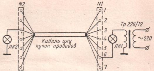 Прозвонкатрансформатором