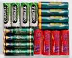Как отличить батарейку от аккумулятора 100