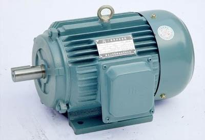 Трехфазный электродвигатель 01