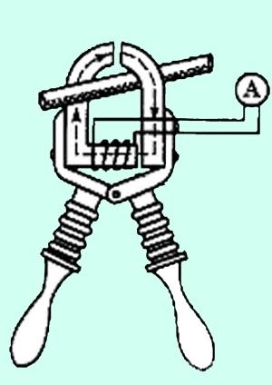 Принцип работы токовых клещей