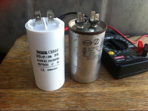 Электролитические неполярные конденсаторы