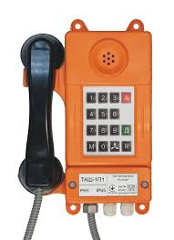 Особенности применения промышленных телефонов ТАШ