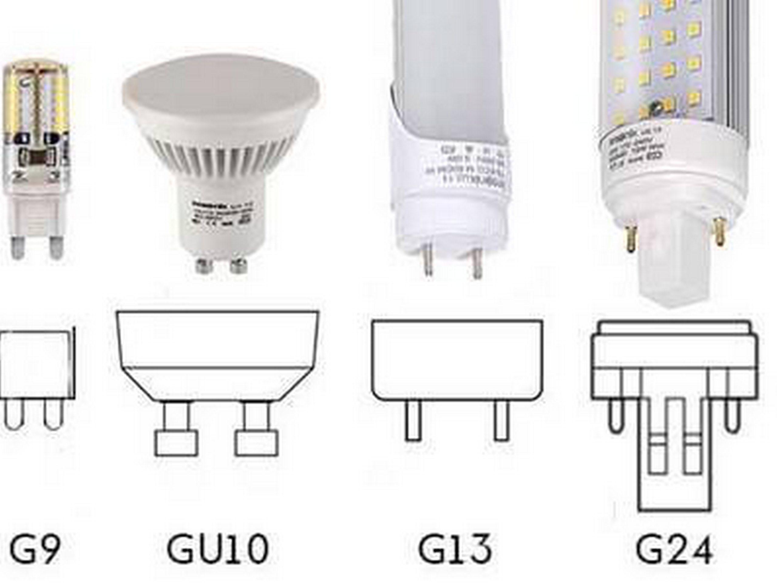 Цоколь для лампочки типы и виды