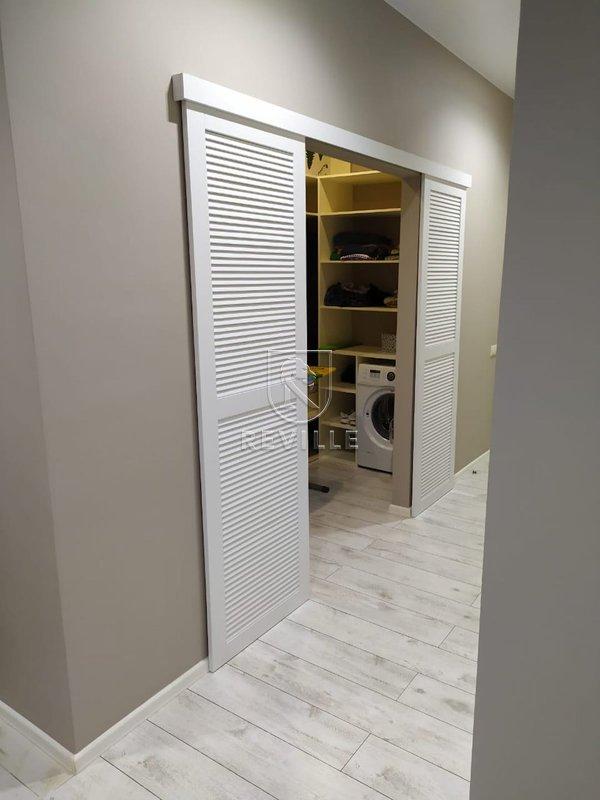 Шкафы-купе - лучшее решение для типовых квартир