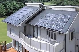 Электростанция для загородного дома на солнечных батареях