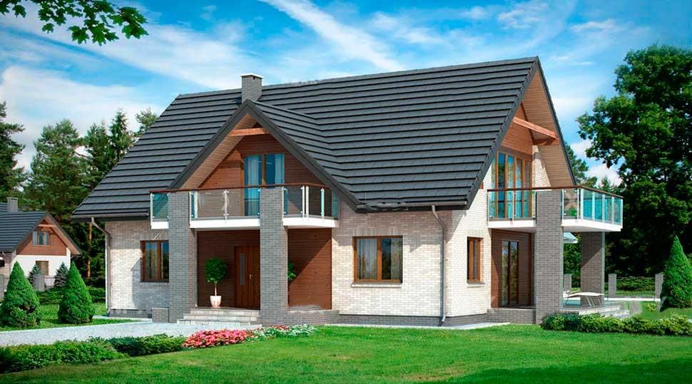 Заказ строительства дома под ключ от компании
