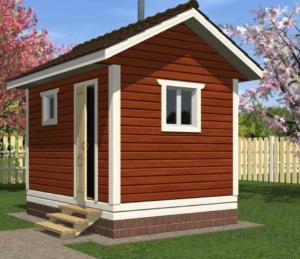 Деревянные конструкции: разные технологии