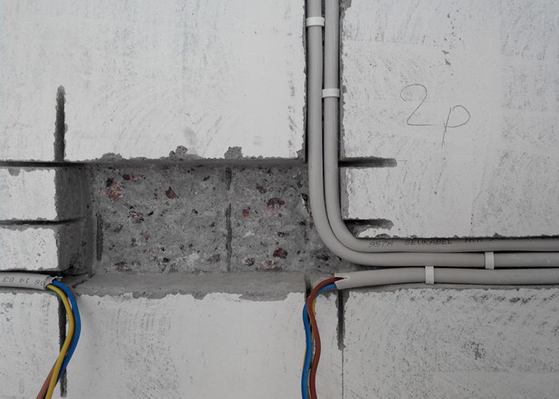 Что необходимо знать при замене и прокладке новых электросетей в доме