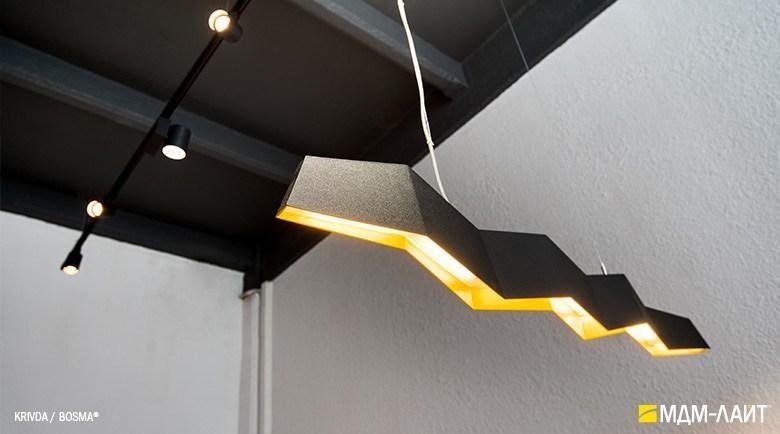 Подвесные светильники: Преимущества