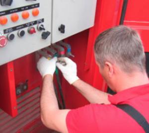 Ремонт и обслуживание дизельных генераторов