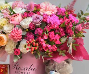 Как выбрать букет цветов на подарок